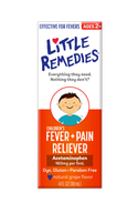 Little Remedies® Children's Fever & Pain Reliever