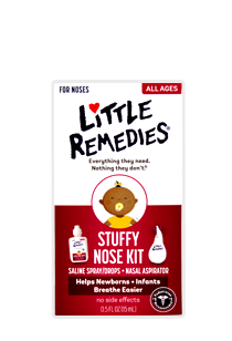 Little Remedies® Stuffy Nose Kit