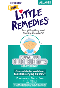 Little Remedies® Advanced Colic Relief Drops