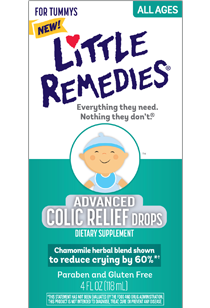 Little Remedies© Advanced Colic Relief Drops