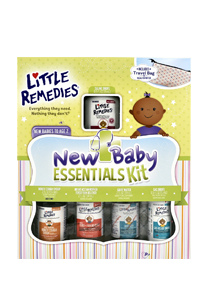 Little Remedies© New Baby Essentials Kit for Walmart
