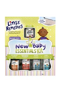 Little Remedies© New Baby Essentials Kit