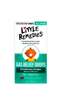 Little Remedies© Gas Relief Drops