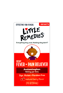 Little Remedies© Infant Fever/Pain Reliever
