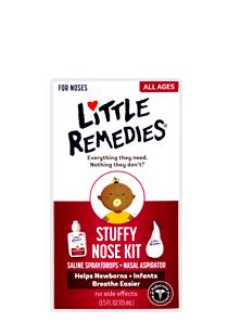 Little Remedies© Stuffy Nose Kit