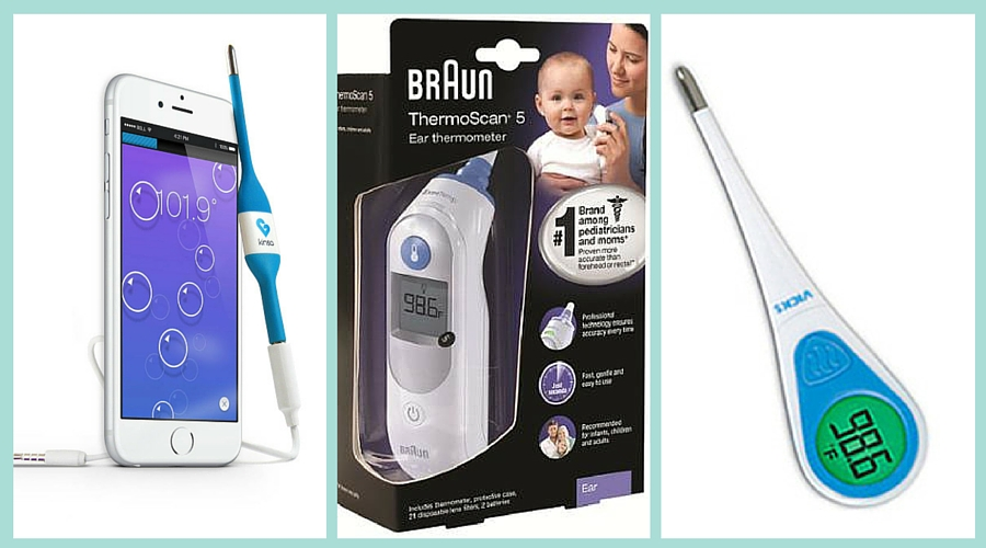Top 3 Baby Thermometers