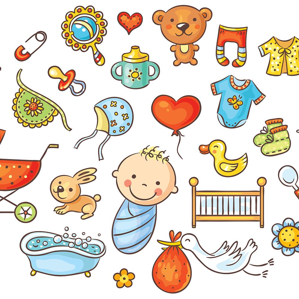 Baby Essentials – Essentials for 1st 3 Months