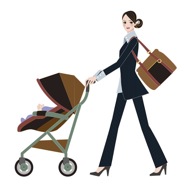 Tips for Returning to Work After Maternity Leave Part 2: Emotions, Organization & Wardrobe Ideas