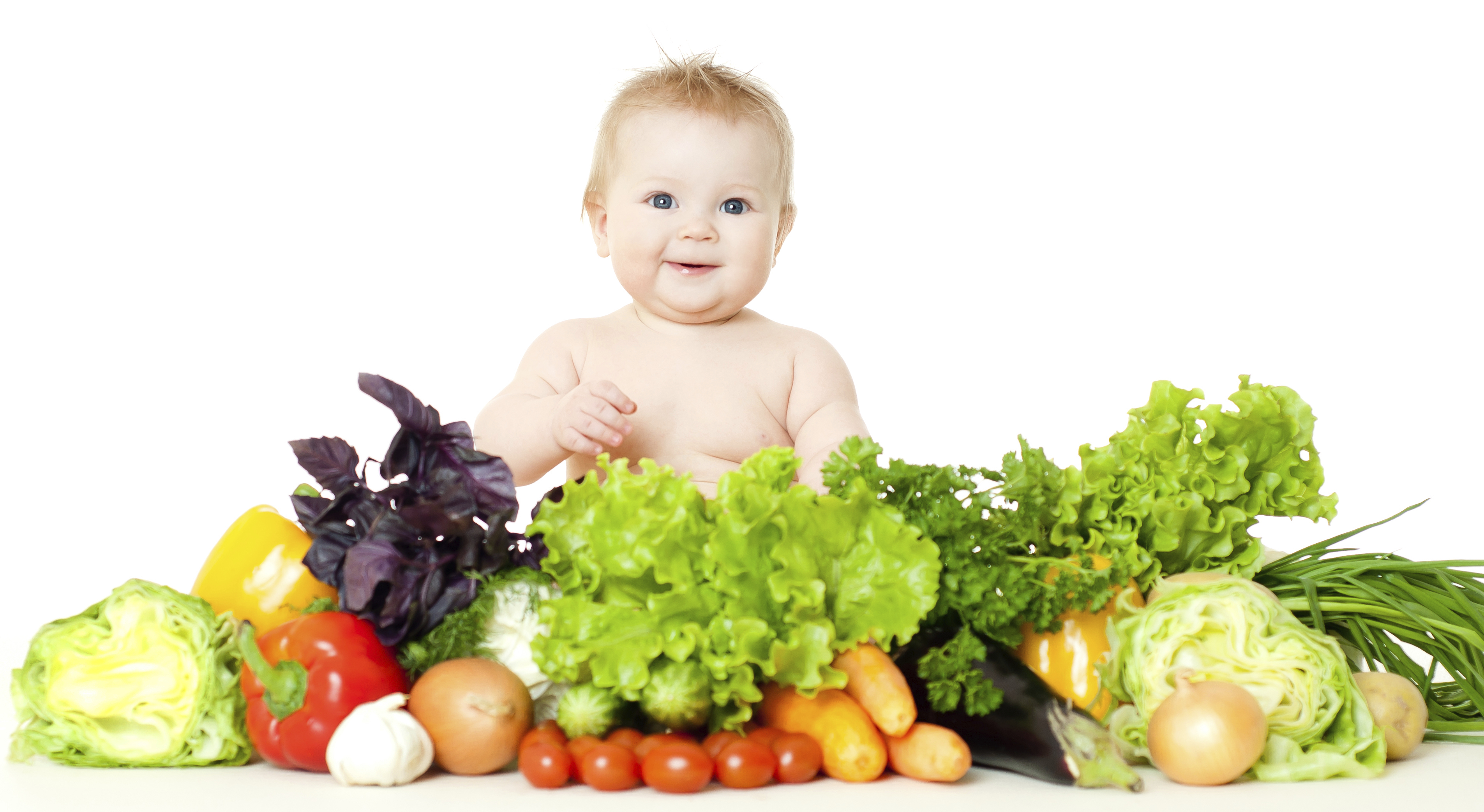 Finding the Balance in Your Baby's Diet