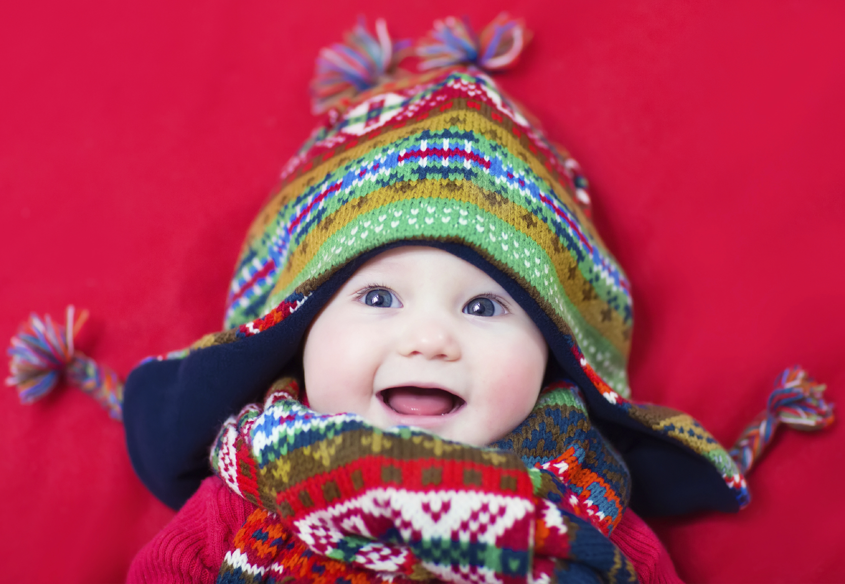 12 Things to Know About Bundling Up Baby this Winter