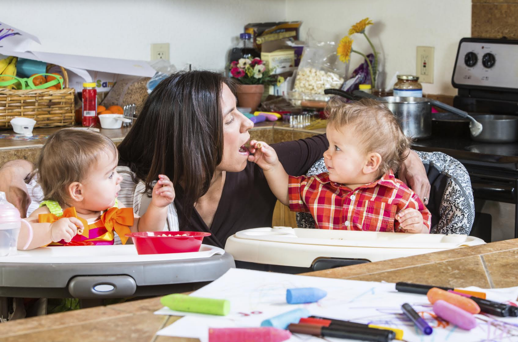 Mommy Confessions: Living The #MomLife